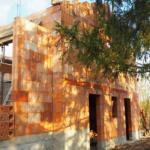 Extension briques alvéolées mercin constructions soissons