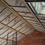 Isolation plafond cathédrale mercin constructions soissons