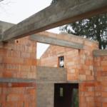 Poutre béton armée verrière mercin constructions soissons