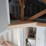 Plateforme intérieure bois mercin constructions soissons