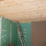 Platrerie poutres apparentes mercin constructions soissons