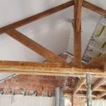 Platrerie plafond cathédrale mercin constructions soissons